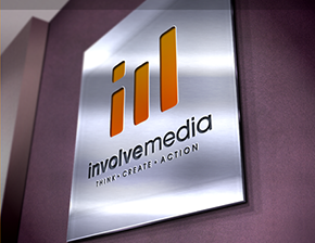 Involve Media Sign